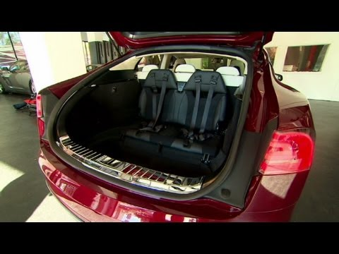 Meet Tesla S Seat Sedan Youtube