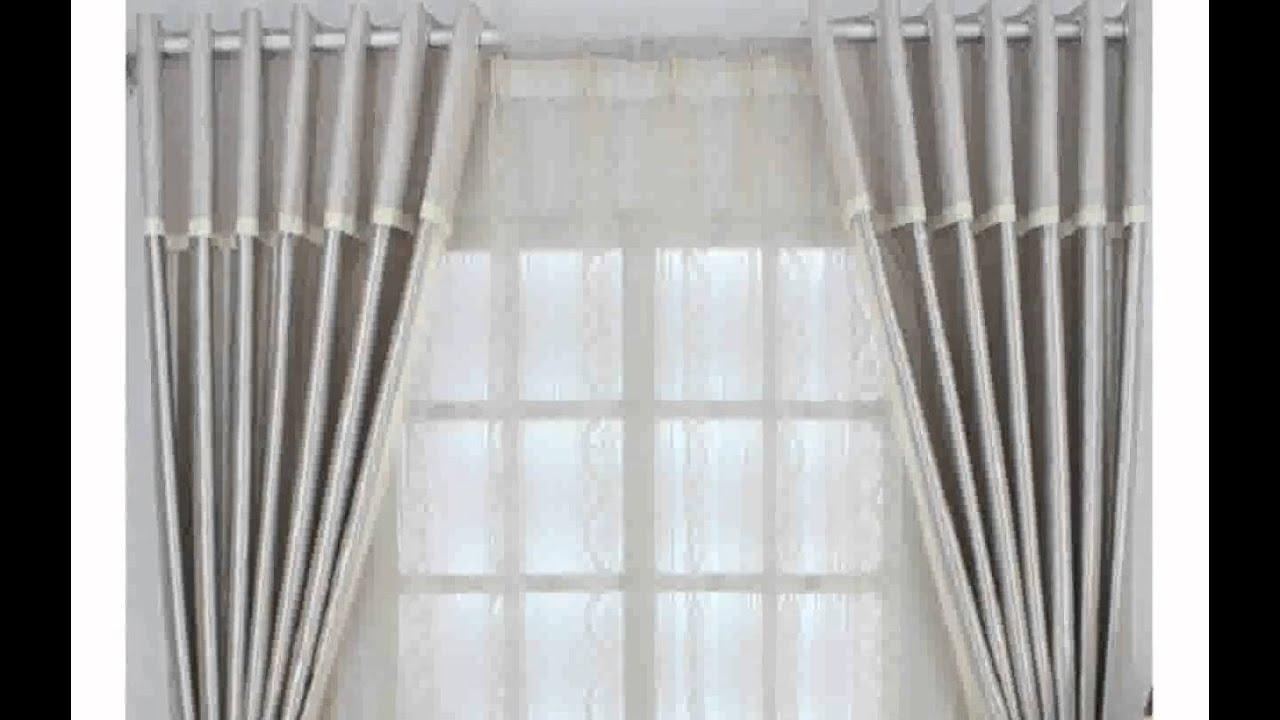 Moderne Gardinen Wohnzimmer inspiration  YouTube