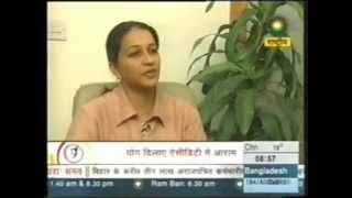 Dr. Anjana Kalia on Diet recommendation for Acidity Patients   @ Rashtriya Sahara