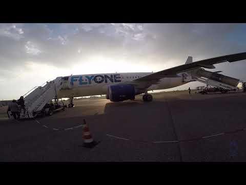 Fly One A320 Parma PMF to Chisinau KIV