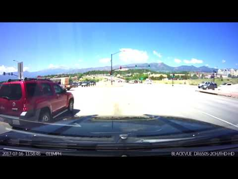 Accident July 17th - Colorado Springs