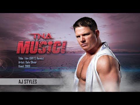 TNA: 2009 AJ Styles Theme I Am GRITS Remix  Music