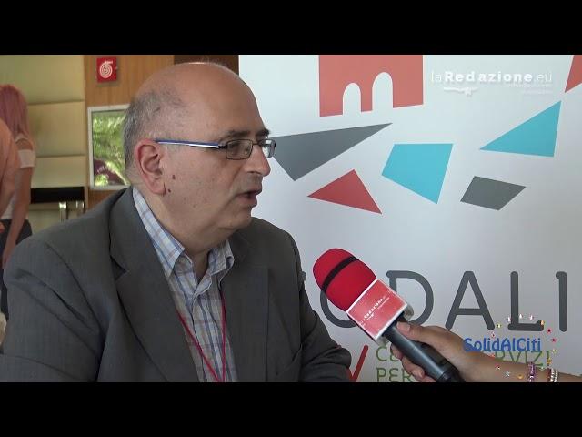 Solidalciti/ intervista a Primo Di Blasi, vicepresidente del CNESC.