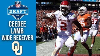 CeeDee Lamb | Dallas Cowboys | Wide Receiver | Oklahoma | 2020 NFL Draft Profile