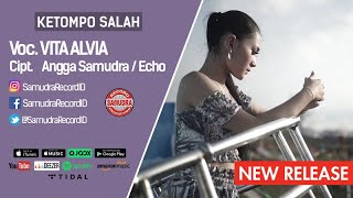 Top Hits -  Vita Alvia Ketompo Salah Official Music Video