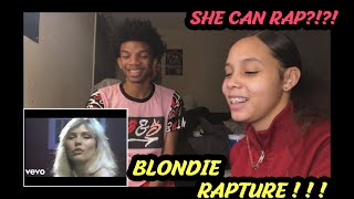 UNREAL!! FIRST TIME HEARING   Blondie - Rapture REACTION!!
