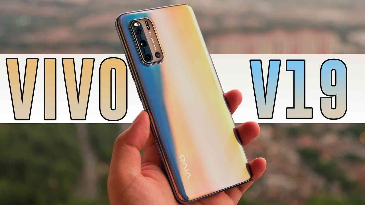 Super Night Selfie smartphone! | Vivo V19 unboxing