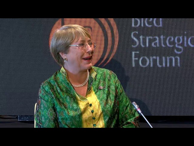 BSF 2019 State of Human Rights: A Conversation with the UN High Commissioner for Human