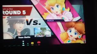 Classic mode on Super Smash Bros Ultimate