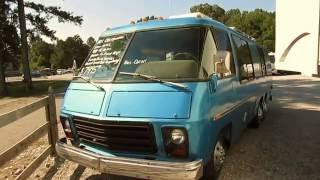1977 GMC Coachmen Royale 26ft Class A, 455 Olds, Front Wheel Drive $7,995
