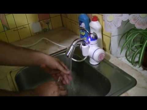 Обзор тестирование проточного водонагревателя