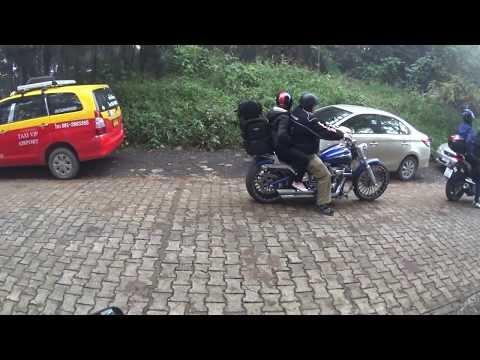 Chiang Mai - Chiang Rai Motorbike Road Trip - Day 2: Doi Tung/Golden Triangle