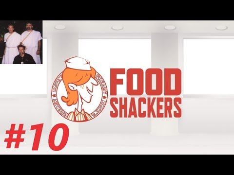 CSD2 Chef For Hire - Food Shackers #10