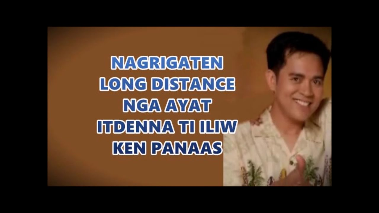 Long Distance Nga Ayat as popularized by Vhen Bautista - Minus One
