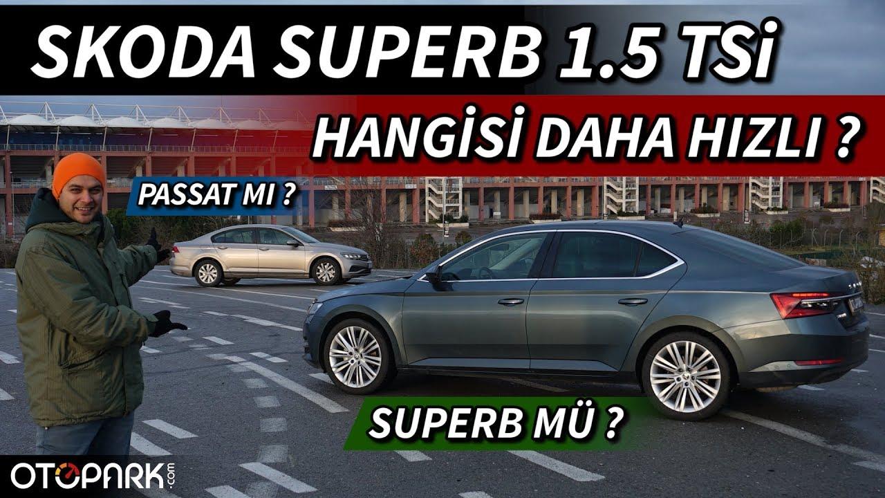 Audi A4 Avant vs Volkswagen Passat Estate vs Skoda Superb Estate | Head2Head