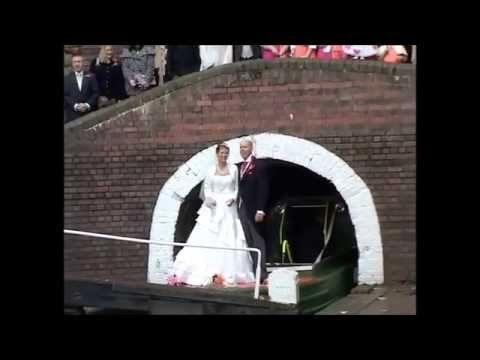 Weddings in the Singing Cavern at Dudley Tunnel