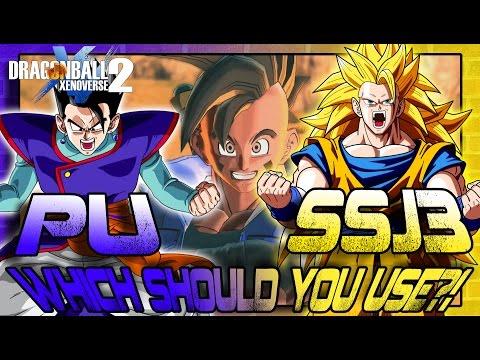 Dragon Ball Xenoverse 2   Potential Unleashed or Super Saiyan 3? The BEST Saiyan Transformation