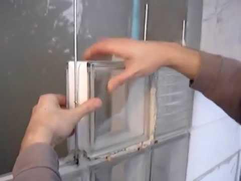 glasbausteine - Dusche Mauern Glasbausteine