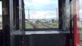【HD前面展望】3 日豊本線 普通 行橋~南行橋(813系)