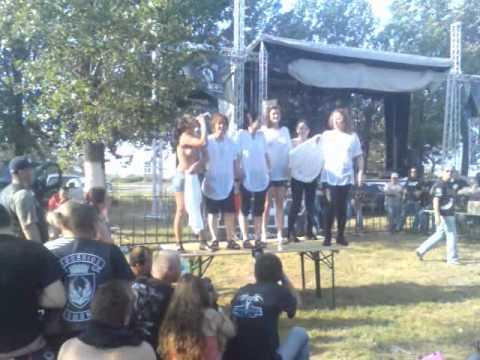 Seawolves Biker Fest 2011 Tricouri ude(Tzatze)