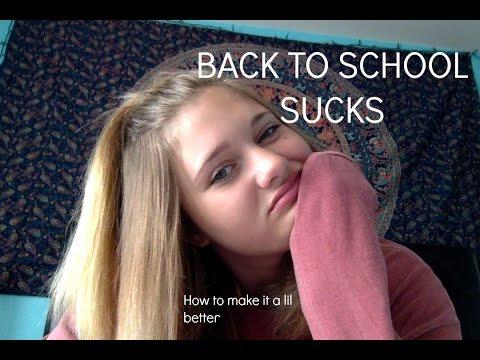 HOW TO BURN UR SCHOOL DOWN (back 2 School Q&A)