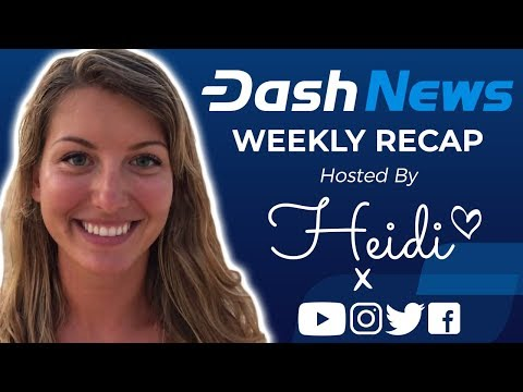 Dash News - Version 0.14, LLMQs, ChainLocks, Dash Platform, DAPI, Drive & Dash Investment Foundation