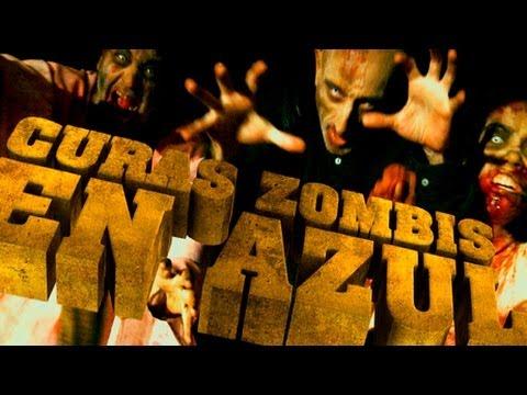 Risultati immagini per CURAS ZOMBIS EN AZUL