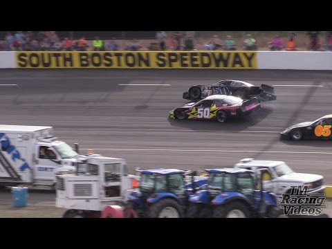 South Boston Speedway - 3/25/17 - Highlights