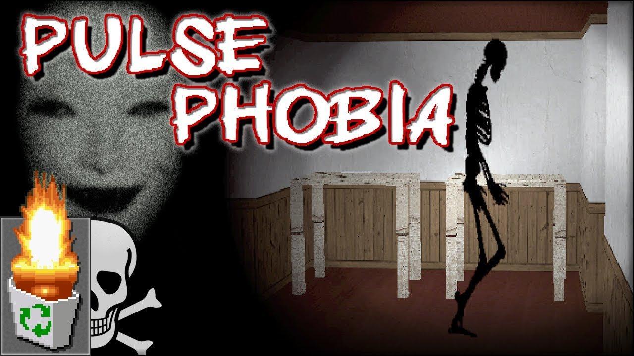 Phobia strip game
