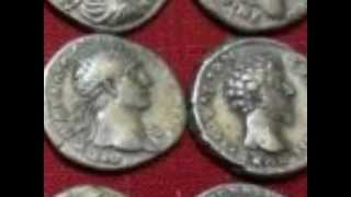 Hoard of Silver Roman Denari Found With a Metal Detector