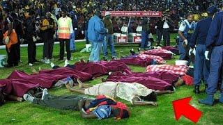 Top 10 Maiores Tragédias do Futebol