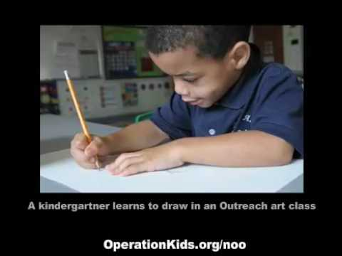 New Orleans Outreach Arts Education Program Success