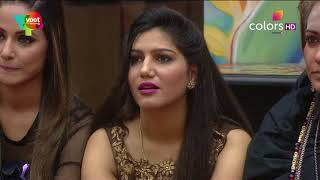 Bigg Boss Season 11 Bigg Boss Bigg Boss Weekend Ka Vaar 14th October 2017 बिग बॉस