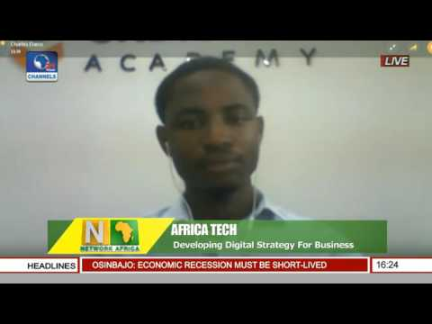Network Africa: Developing Digital Strategy For Business With Charles Dairo