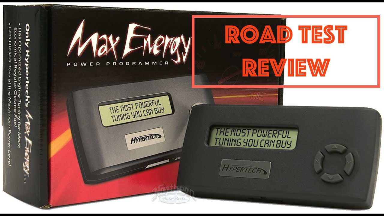 Hypertech Max Energy Programmer >> ROAD TEST REVIEW of Hypertech Max Energy Power Programmer ...
