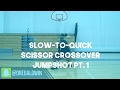 Slow-to-Quick In & Out Scissor Crossover Jumpshot Pt. 1 | Dre Baldwin