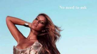 Leona Lewis - 'I Got You' - Lyrics (HQ)