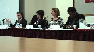 2011 Sport Management Career Fair: Marketing Panel Part 5/5