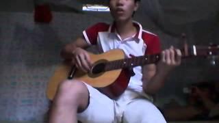 Âm thầm bên em. Guitar cover (phạm-trưởng m-gp)
