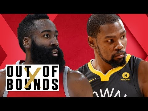 KD and Warriors in Championship Form; Is James Harden the NBA's Best 1-on-1 Player? | Out of Bounds