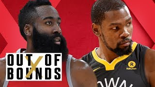 KD and Warriors in Championship Form; Is James Harden the NBA