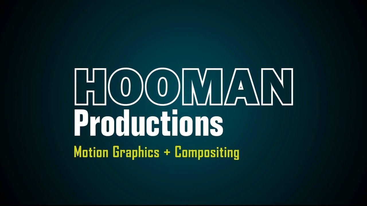 Robert Hooman - MoGFX and Compositing REEL 2020