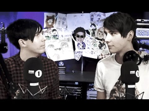 dan and phil || radio show moments 2