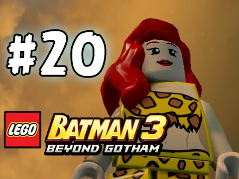 LEGO BATMAN 3 - BEYOND GOTHAM - LBA - EPISODE 20 (HD)