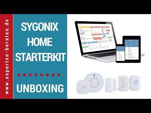 """► Unboxing-Video des """"Sygonix Home Starter Kit Sh-Kt1"""" von Conrad Electronics auf Deutsch ☑"""