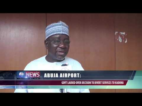 ABUJA AIRPORT: GOVT LAUDED OVER DECISION TO DIVERT SERVICES TO KADUNA