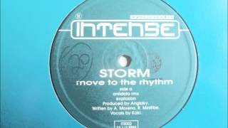 Storm - Move To The Rhythm
