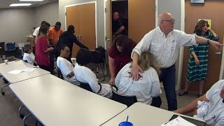 Israeli EMTs host terrorism response training in Milwaukee