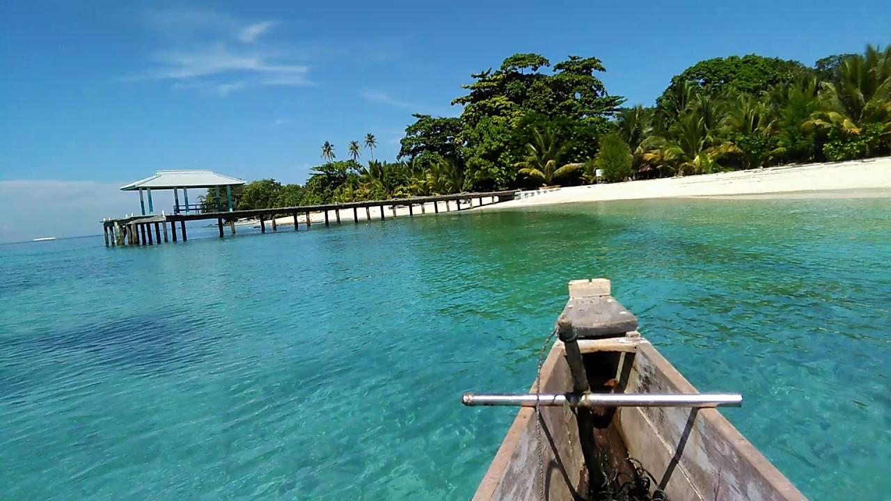 インドネシア モロタイ島 - YouT...