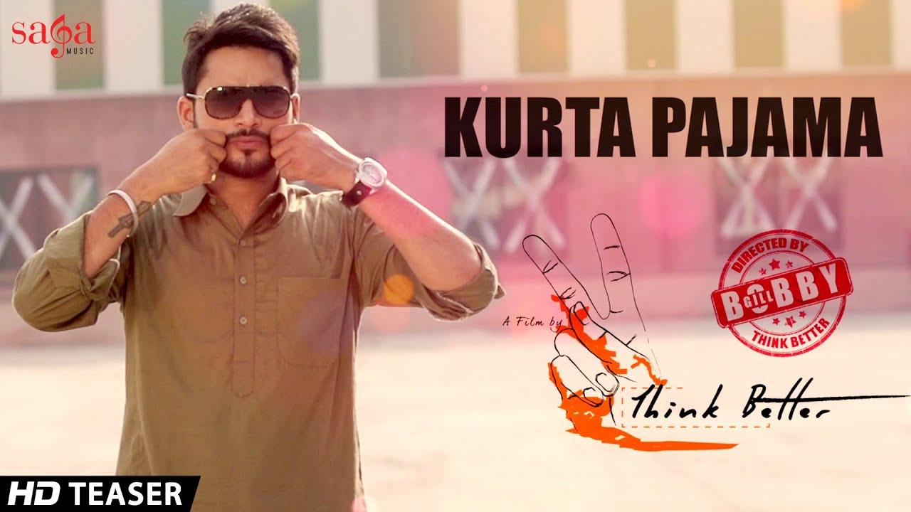 kurta pajama galav waraich official teaser punjabi songs hd video youtube